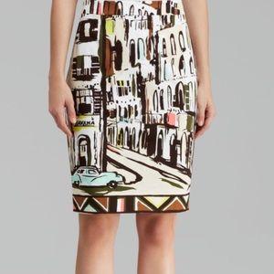 Kate Spade Havana pencil skirt